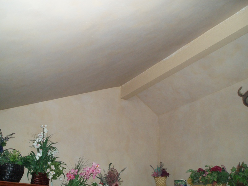 Smooth wall texture color wash and semi gloss clear coat - Smooth walls for painting ...